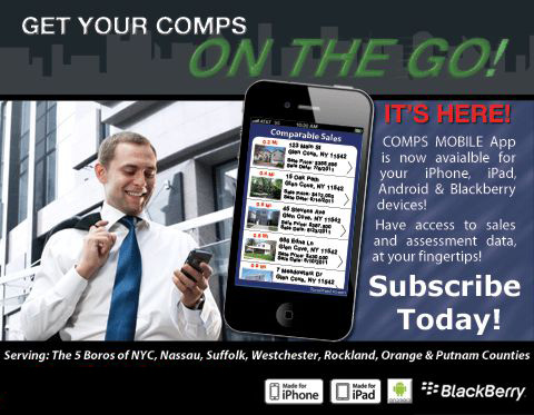 Click Here for PREVIEW of Comps APP